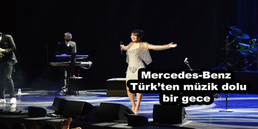 Mercedes-Benz Türk'ten müzik dolu bir gece