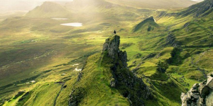 Dünyanın çeşitli bölgelerinden 15 nefes kesici manzara