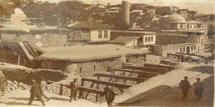 Kahramanmaraş'ın Tarih Kokan Fotoğrafları (1)