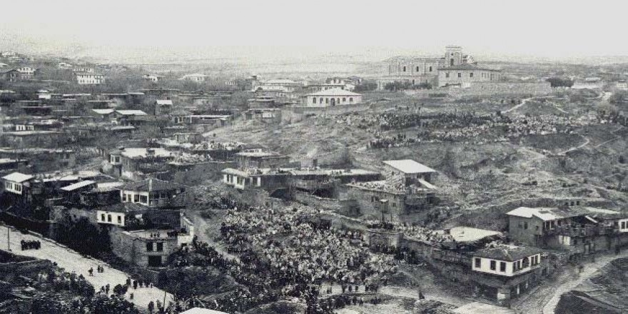 Kahramanmaraş'ın Tarih Kokan Fotoğrafları (4)