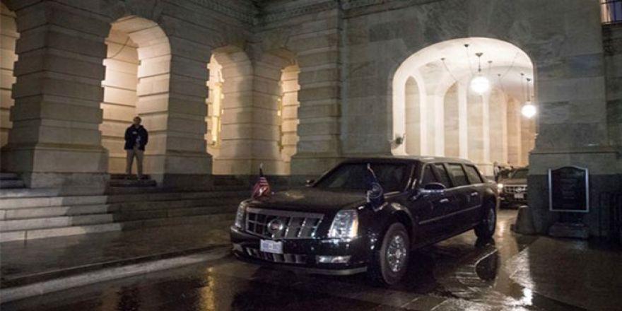 Trump'ın yeni otomobili: Canavar