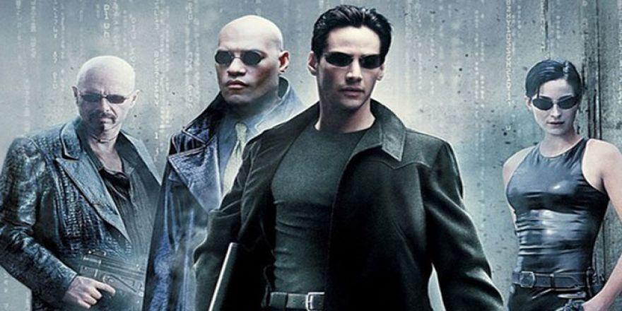 The Matrix yeniden çekiliyor