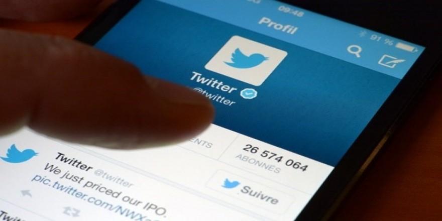 Twitter binlerce hesabı askıya ald