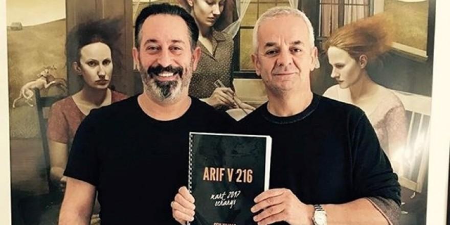 Cem Yılmaz'ın yeni filmi ArifV216'nın oyuncu kadrosu