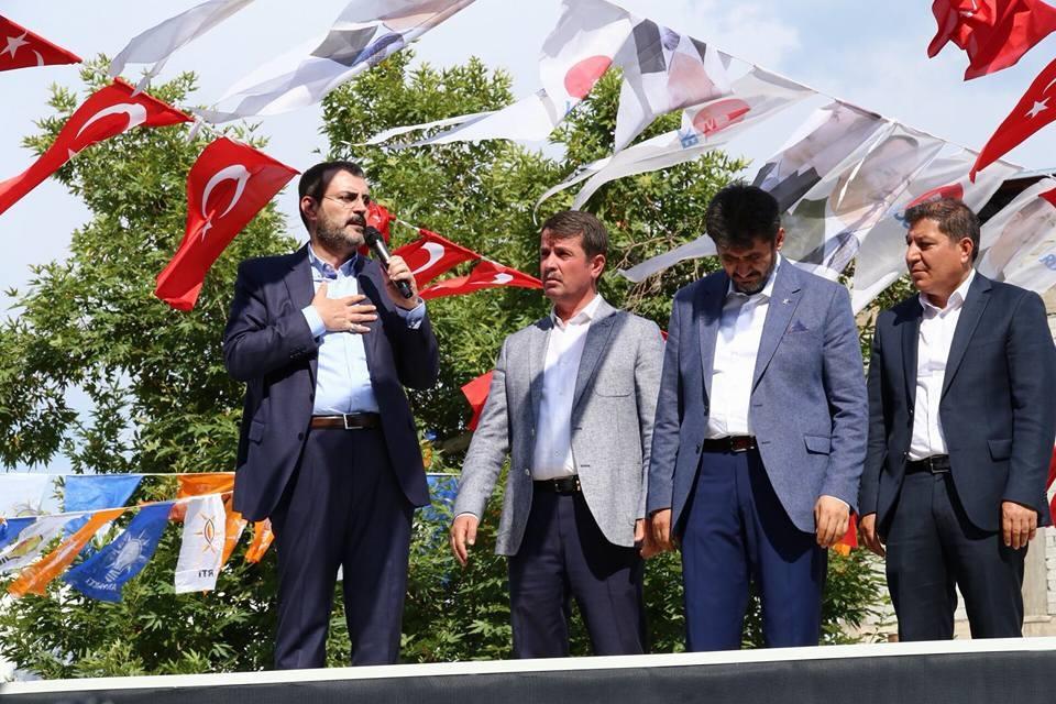 MAHİR ÜNAL TÜRKOĞLU'NDA 1