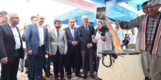 Kahramanmaraş'ta Bağbozumu Etkinliği Kitap Fuarında Yapıldı