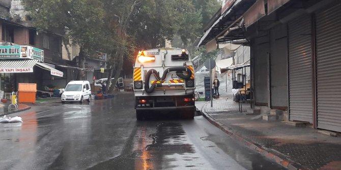 Kahramanmaraş Büyükşehir Belediyesi Yağışlara Karşı Teyakkuzda