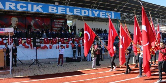 Pazarcık'ta Cumhuriyet Bayramı Coşkuyla Kutlandı