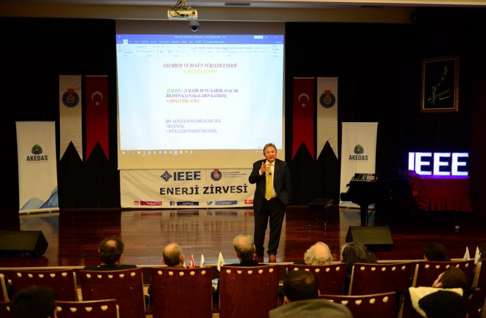 KSÜ'de Enerji Zirvesinin 5.'si Düzenlendi 1