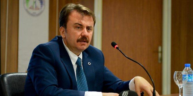 Başkan Erkoç, Pazarcık MYO'da Yerel Yönetimler Öğrencileriyle bir a