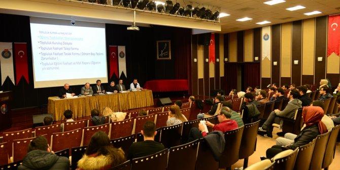 KSÜ'de ÖTYB Planlama ve Değerlendirme Toplantısı Düzenlendi