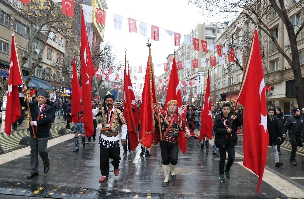 Kahramanmaraş'ta 12 Şubat Kurtuluş Bayramı coşkuyla başladı 1