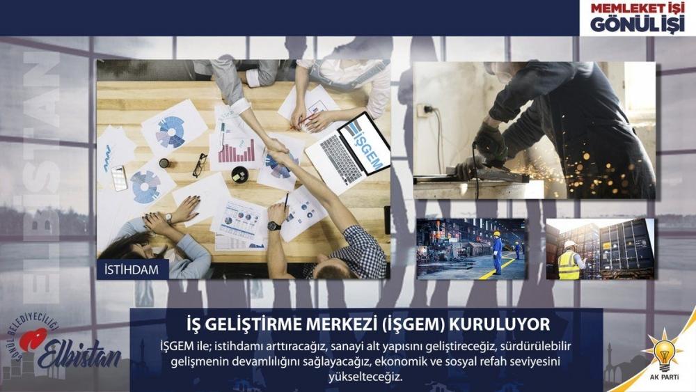 Elbistan'da Projeler Açıklandı: Bölgenin Yıldızı Olacak 1