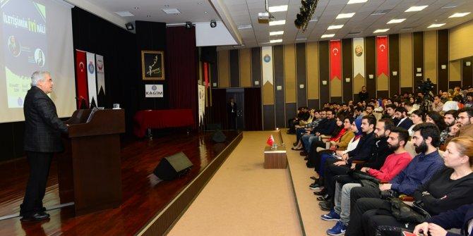 İletişimin İyi Hali Konulu Konferans Düzenlendi