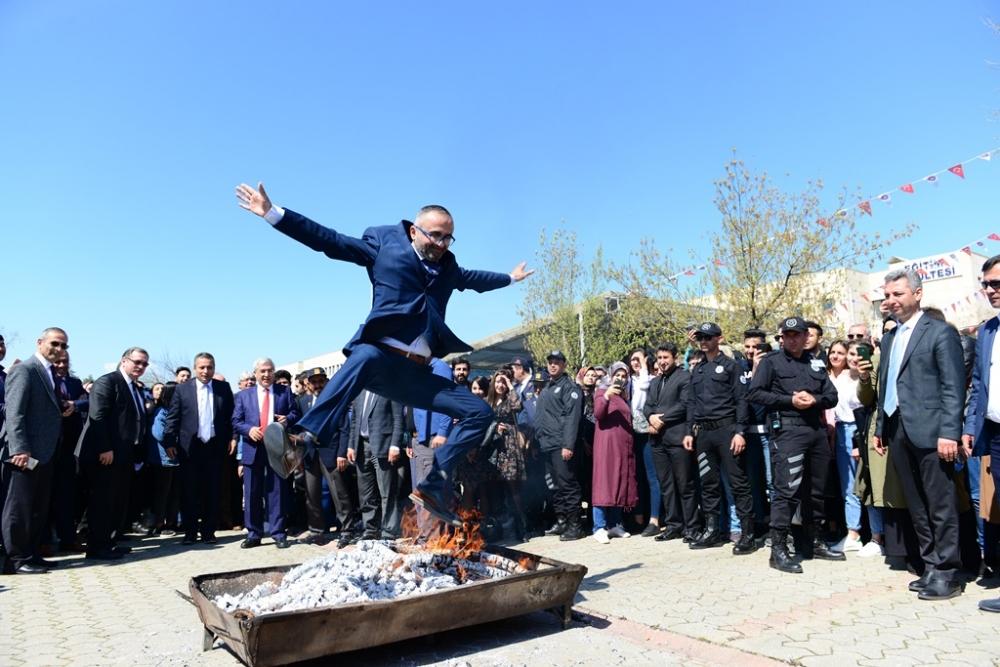 Nevruz Bayramı Kahramanmaraş'ta Coşku İle Kutladı 1
