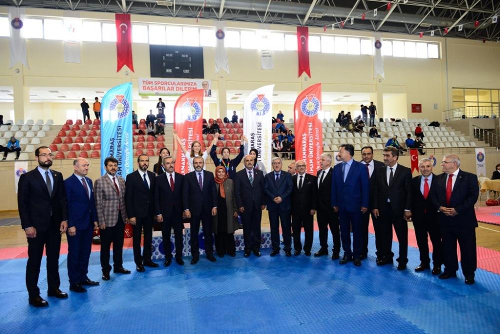 Kahramanmaraş Taekwondo Şampiyonasına Ev Sahipliği Yapıyor 1