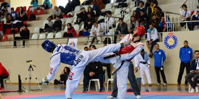 Kahramanmaraş Taekwondo Şampiyonasına Ev Sahipliği Yapıyor