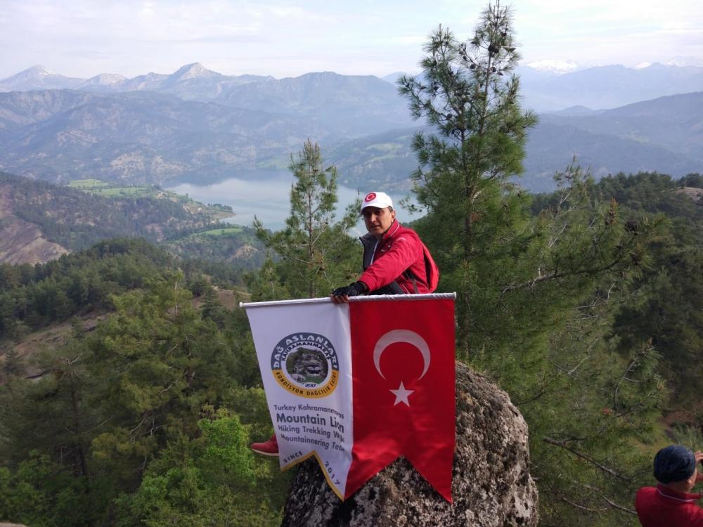 Ali Kayası Turizme kazandırılmalıdır 1