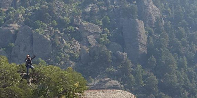 Ali Kayası Turizme kazandırılmalıdır