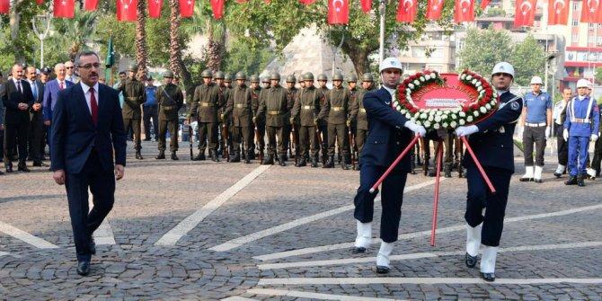 Kahramanmaraş'ta Zaferin 97. Yıldönümü