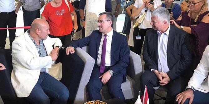 İzmir Fuarı'na Kahramanmaraş imza attı