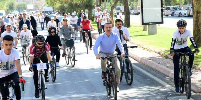 Kahramanmaraş'a bisiklet yolları geliyor