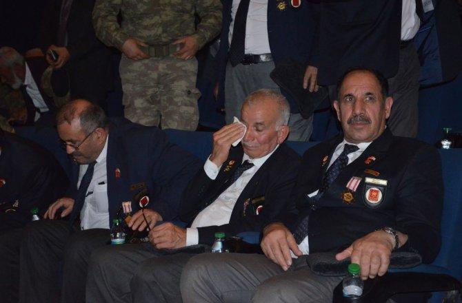 """KORE VE KIBRIS GAZİLERİNİN """"AYLA"""" İLE DUYGUSAL BULUŞMASI"""
