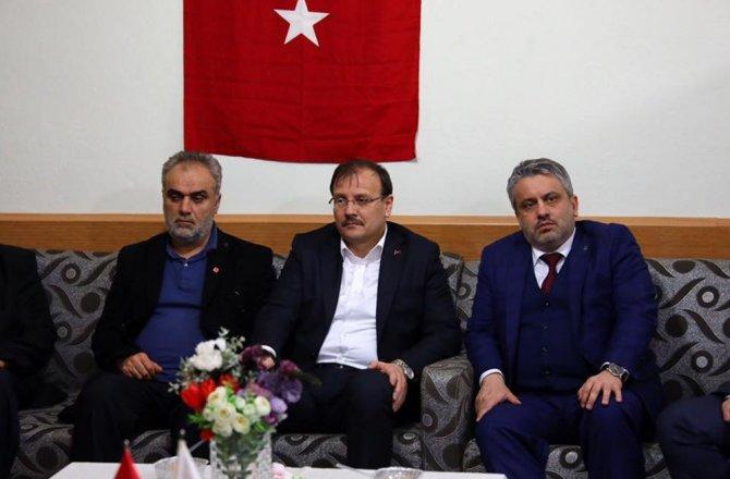 """""""ŞEHİDİMİZ ARTIK TÜM TÜRKİYE'NİN EVLADIDIR"""""""