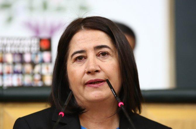 HDP'Lİ SERPİL KEMALBAY GÖZALTINA ALINDI