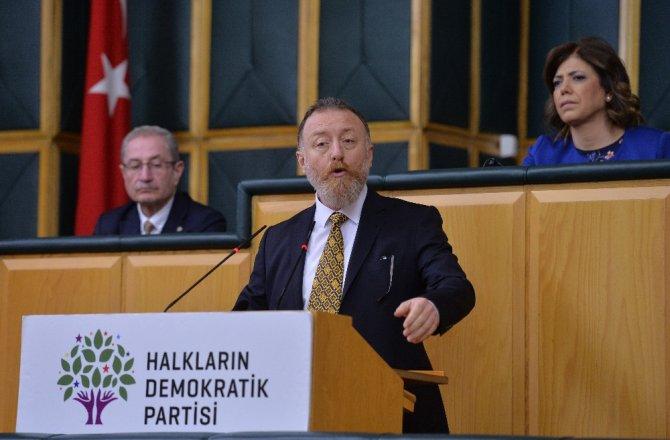 HDP'DEN 'SEÇİM İTTİFAKI' YORUMU