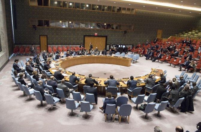 RUSYA, BM'Yİ TOPLANTIYA ÇAĞIRDI