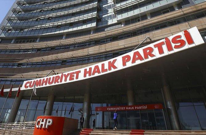 CHP'DEN 'FİLİSTİN' GENELGESİ