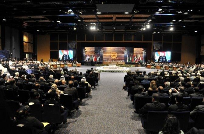 ARAP BİRLİĞİ İSRAİL'İN KATLİAMINI GÖRÜŞMEK ÜZERE TOPLANIYOR