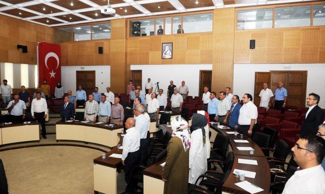 Büyükşehir Meclisi Toplandı! İşte gündem maddeleri