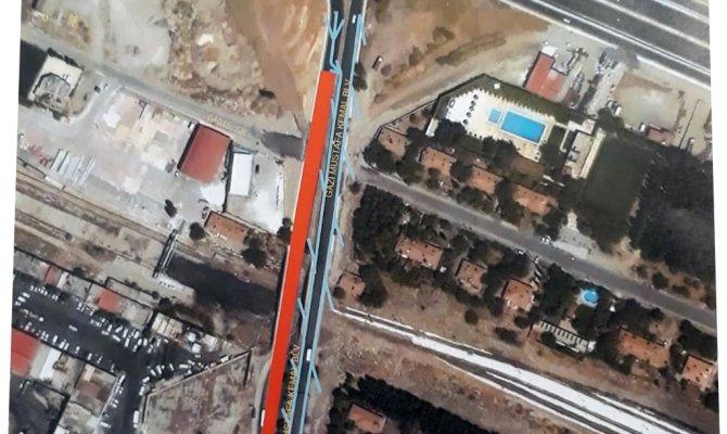 İstasyon Köprüsü trafiğe kapatılacak