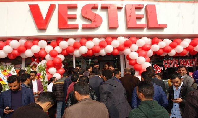 Uğur Pazarlama'dan 6 ayda 6 Vestel mağazası