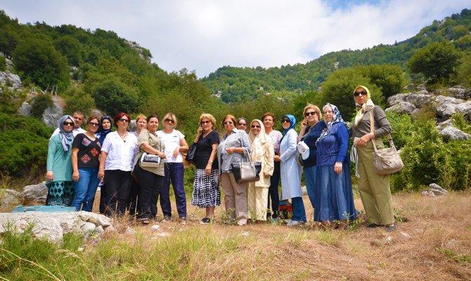 İl Kadın Platformu İçme Suyu Kaynaklarında