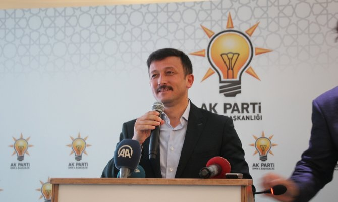 AK Partili Dağ'dan Abdullah Gül'e çok sert eleştiri