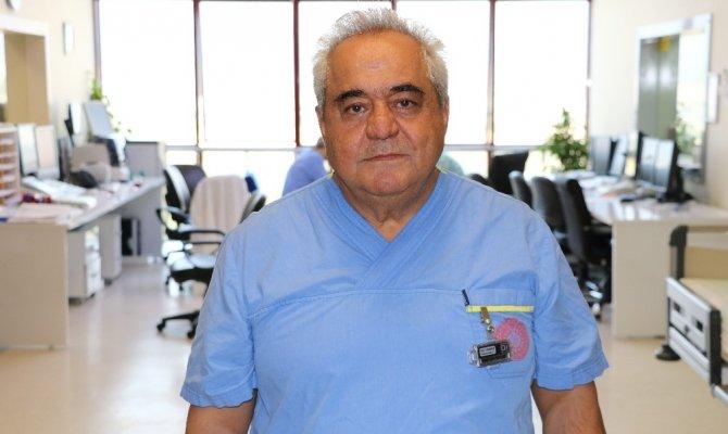 Prof. Dr. Özgül damar tıkanıklığının çaresi oldu