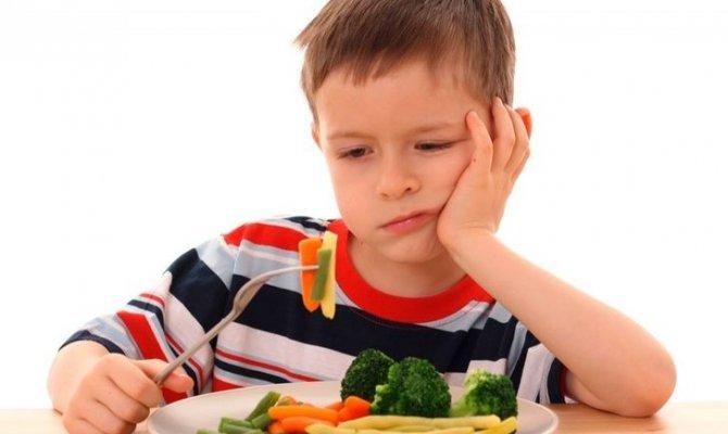 Çocuklarda Beslenme Alışkanlıkları