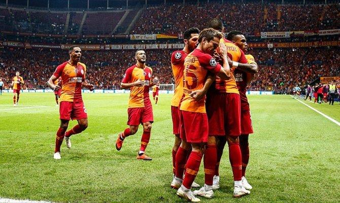 Galatasaray'dan Devler Ligine muhteşem başlangıç