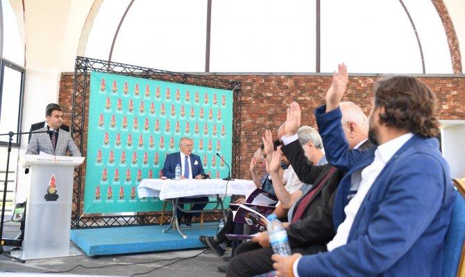 Kahramanmaraş Onikişubat Belediyesi Ekim Ayı Olağan Meclis Toplantısı Gerçekleştirildi