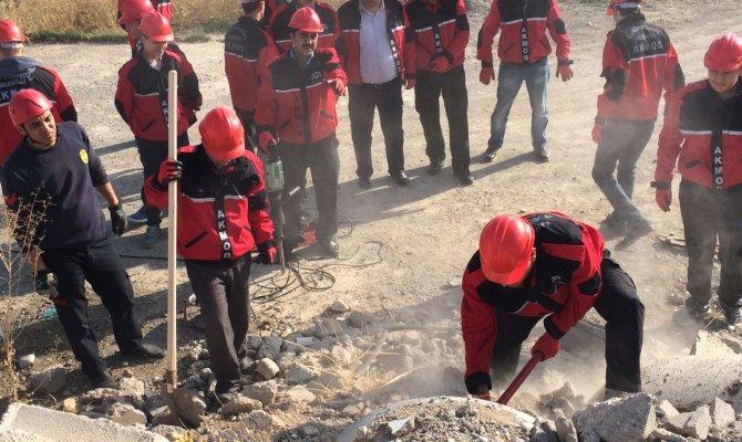Kahramanmaraş'ta Suriyeli'lere Akmod Eğitimleri Verilecek