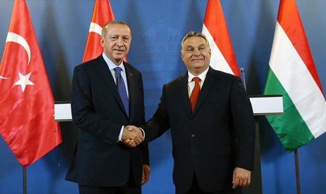 Cumhurbaşkanı Erdoğan: Macaristan ile dayanışmamız örnek teşkil etmektedir