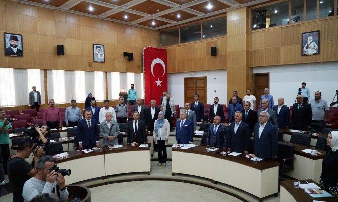 Kahramanmaraş Büyükşehir Meclisi Toplandı