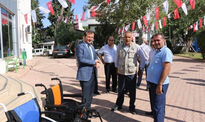 Pazarcık Belediyesi Gönüllere Dokunmaya Devam Ediyor