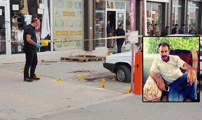 Afşin'de eski muhtarı sokak ortasında öldürdüler