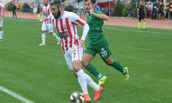 Kahramanmaraşspor,Pendikspor ile karşılaşacak
