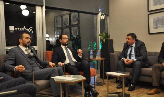Ekinözü Heyeti 'Çeleğen' İçin Ankara'ya Çıkarma Yaptı!