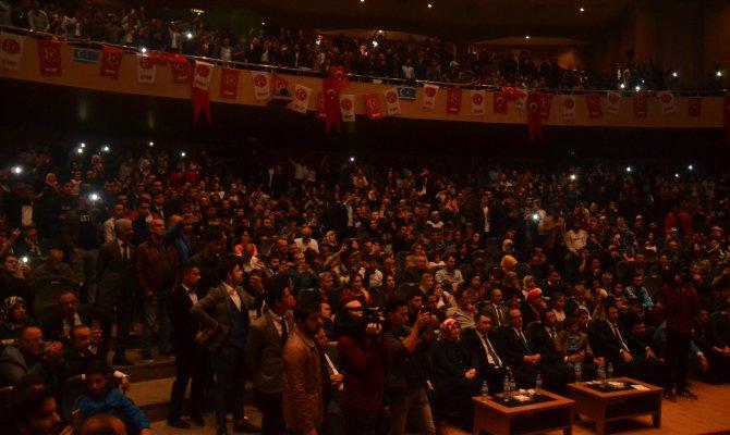 Sevdamız Millet Yaşasın Cumhuriyet Konseri Salona Sığmadı
